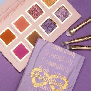 3/$25 Alamar Spanglish Pressed Pigment Palette